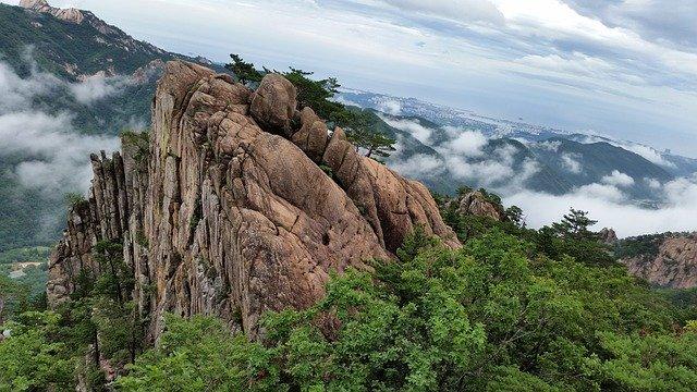 parc sud-coréen de Seoraksan